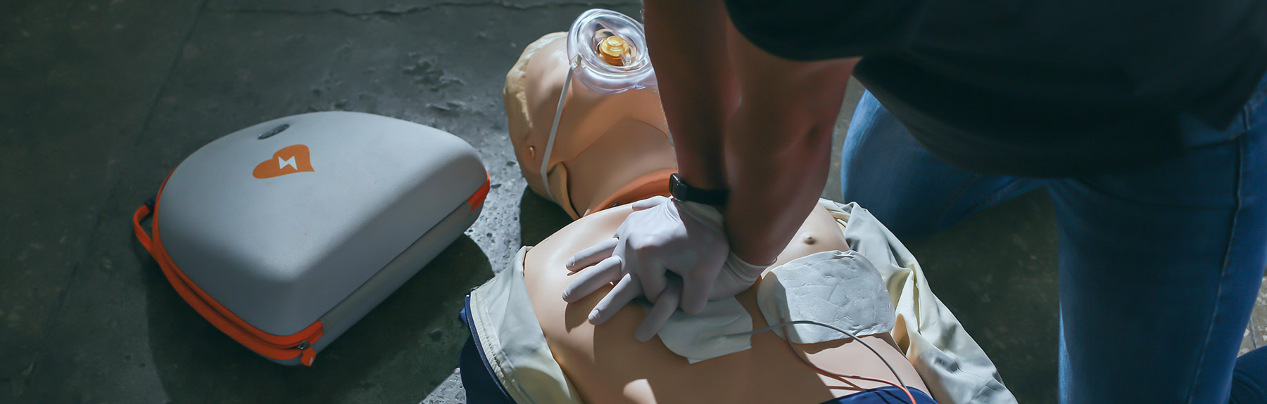 Heartsaver® (First Aid) Certification